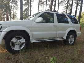 Барнаул Infiniti QX4 2001