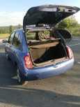 Nissan Micra, 2003 год, 210 000 руб.