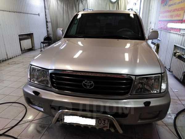 Toyota Land Cruiser, 2002 год, 1 300 000 руб.