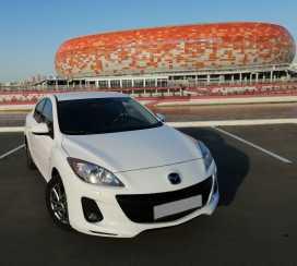 Саранск Mazda Mazda3 2012