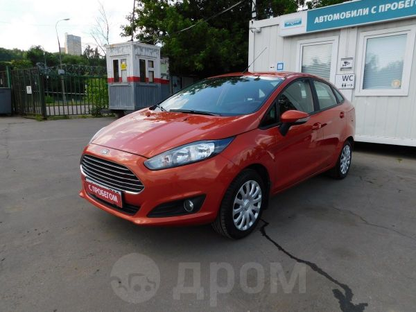Ford Fiesta, 2015 год, 560 000 руб.