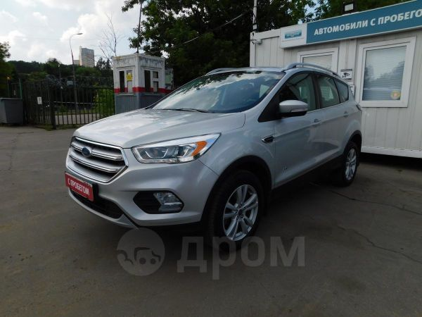 Ford Kuga, 2017 год, 1 325 000 руб.