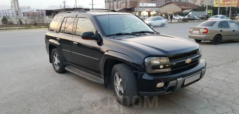 Chevrolet TrailBlazer, 2005 год, 360 000 руб.