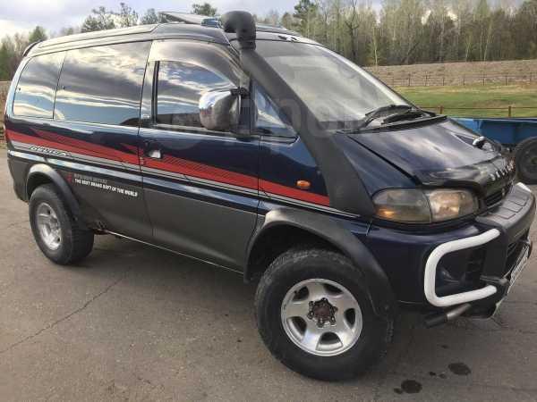 Mitsubishi Delica, 1998 год, 350 000 руб.