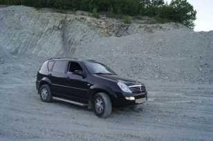 Абинск Rexton 2007