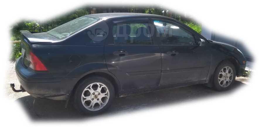 Ford Focus, 2002 год, 101 000 руб.