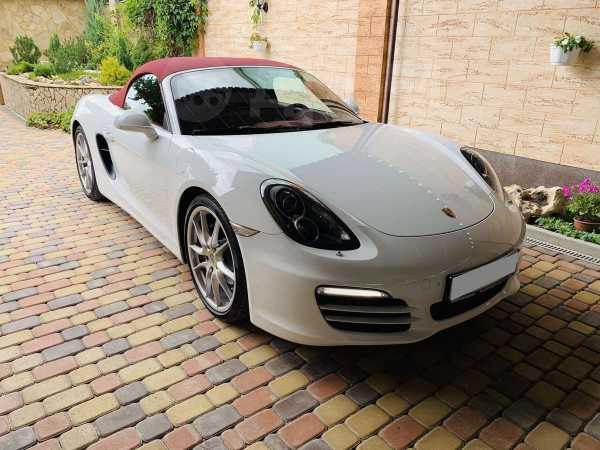 Porsche Boxster, 2012 год, 2 599 999 руб.