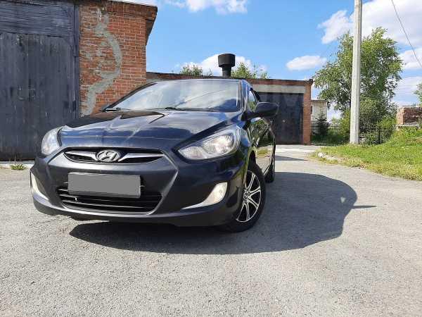Hyundai Solaris, 2012 год, 400 000 руб.