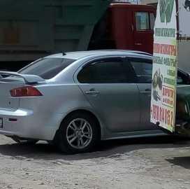 Симферополь Lancer 2007