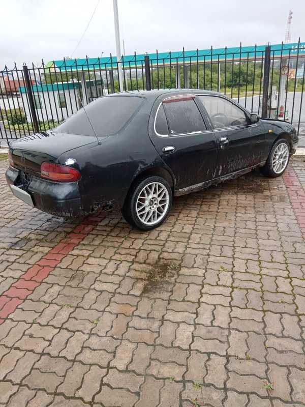 Nissan Bluebird, 1992 год, 45 000 руб.