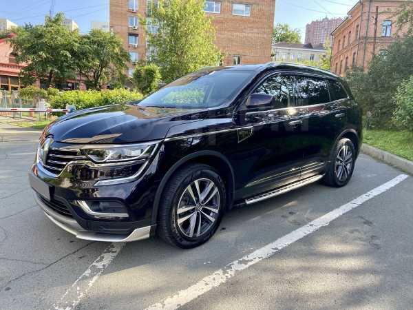Renault Koleos, 2018 год, 2 170 000 руб.