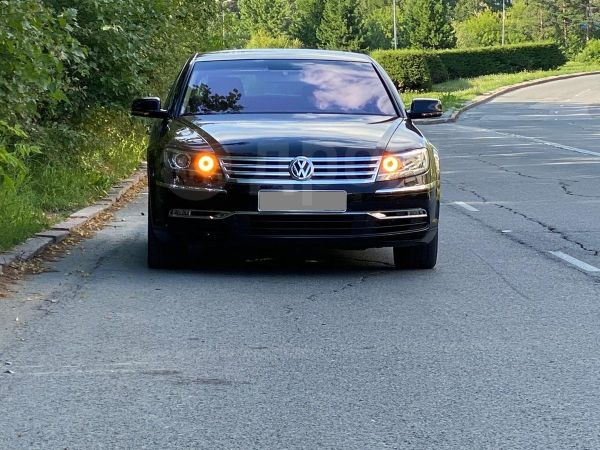 Volkswagen Phaeton, 2013 год, 3 000 000 руб.