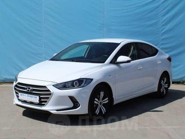 Hyundai Elantra, 2017 год, 996 000 руб.