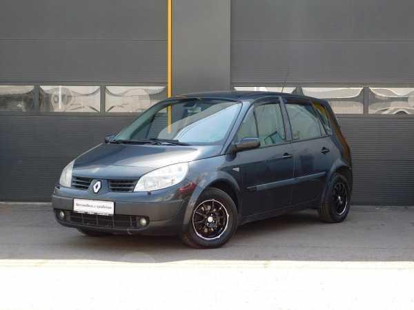 Renault Scenic, 2005 год, 189 000 руб.