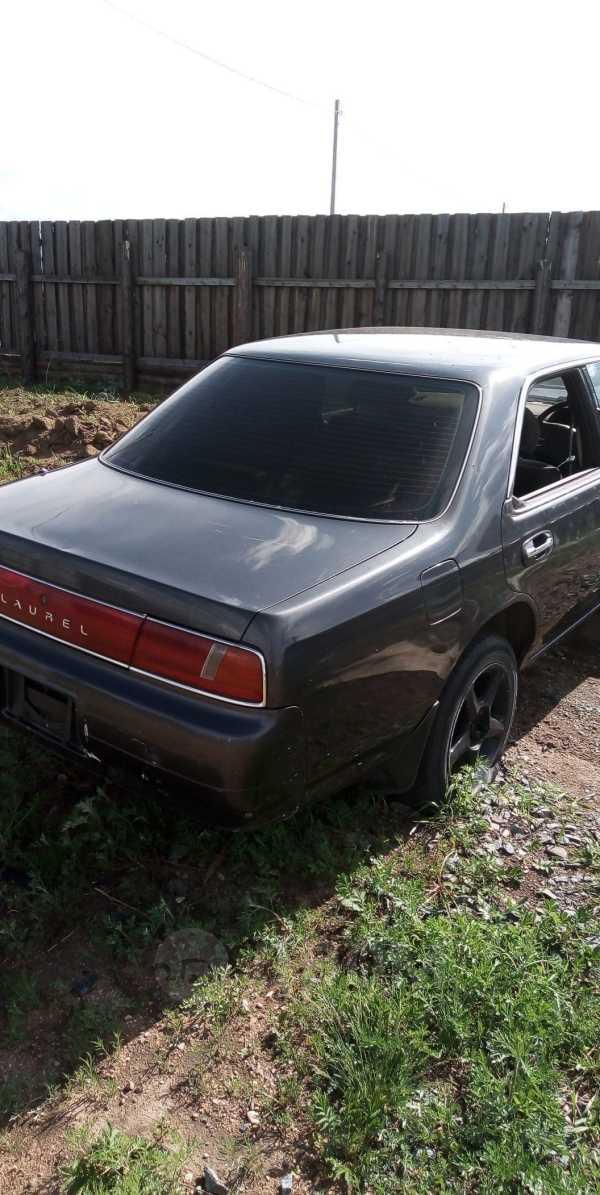 Nissan Laurel, 1993 год, 70 000 руб.