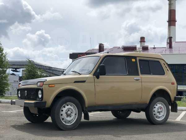 Лада 4x4 Бронто, 1995 год, 120 000 руб.
