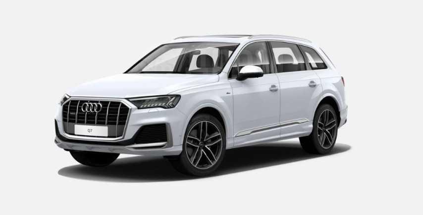 Audi Q7, 2020 год, 6 181 135 руб.