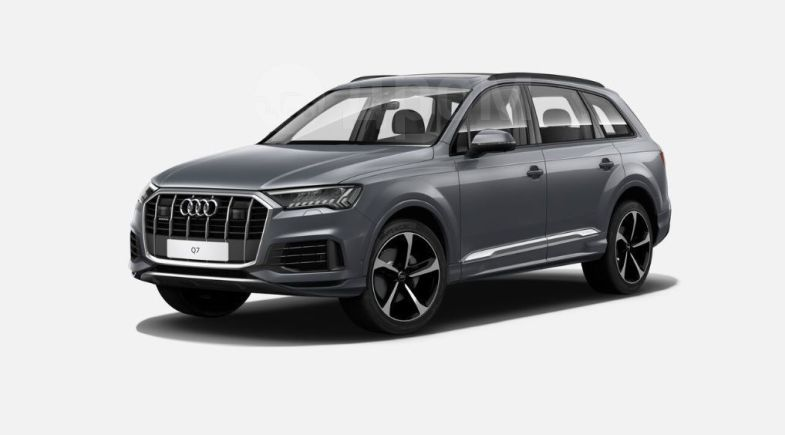 Audi Q7, 2020 год, 6 135 543 руб.