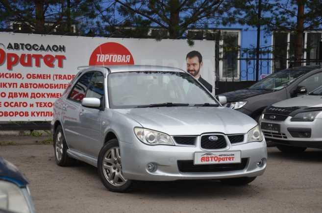 Subaru Impreza, 2007 год, 335 000 руб.