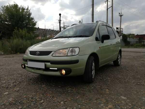 Toyota Corolla Spacio, 1999 год, 270 000 руб.