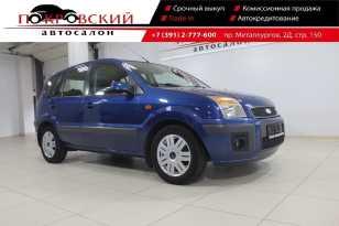 Красноярск Ford Fusion 2006