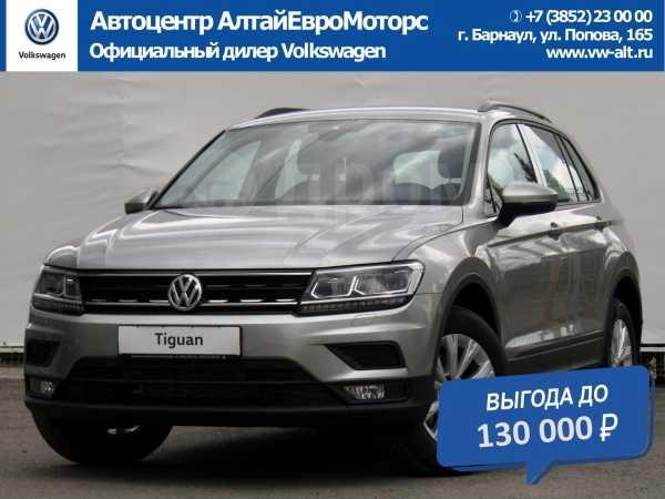 Volkswagen Tiguan, 2020 год, 1 990 500 руб.