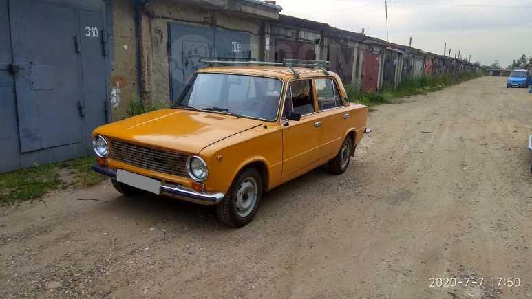 Лада 2101, 1984 год, 50 000 руб.
