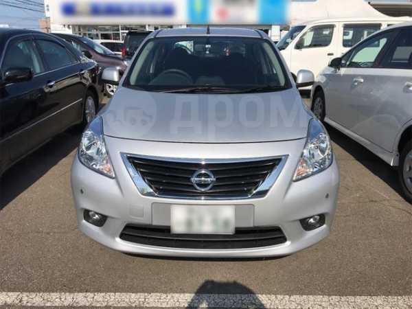 Nissan Latio, 2016 год, 515 000 руб.