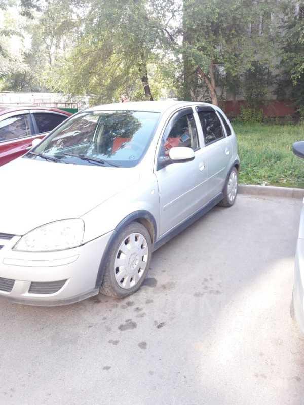 Opel Corsa, 2004 год, 175 000 руб.