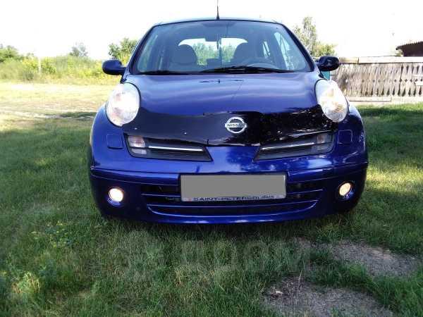 Nissan Micra, 2004 год, 257 000 руб.