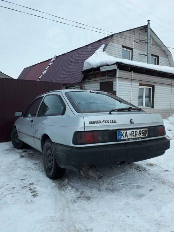 Ford Sierra, 1990 год, 120 000 руб.