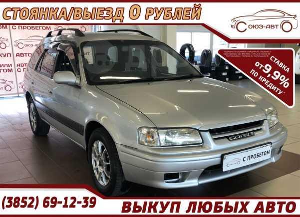 Toyota Sprinter Carib, 1996 год, 188 000 руб.