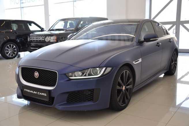 Jaguar XE, 2015 год, 1 500 000 руб.
