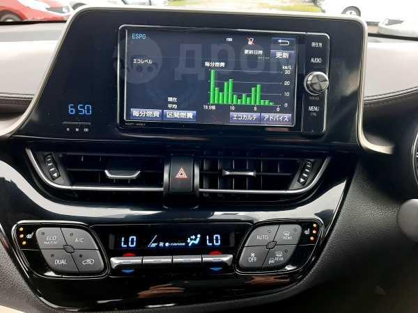 Toyota C-HR, 2017 год, 1 487 000 руб.