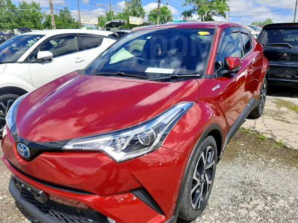 Toyota C-HR, 2017 год, 1 527 000 руб.