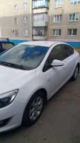 Opel Astra, 2013 год, 539 999 руб.