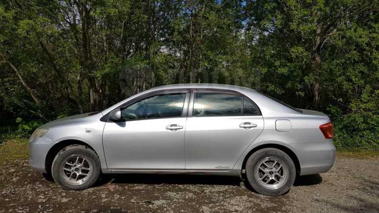 Toyota Corolla Axio, 2006 год, 450 000 руб.