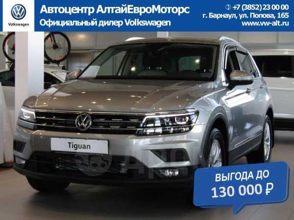 Volkswagen Tiguan, 2020 год, 2 550 400 руб.