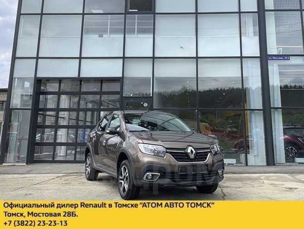 Renault Logan Stepway, 2020 год, 843 970 руб.