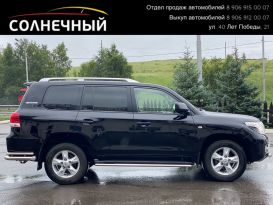 Красноярск Land Cruiser 2011