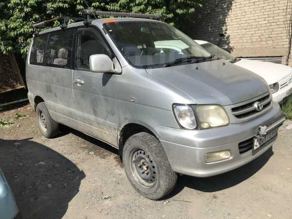Toyota Town Ace Noah, 2001 год, 430 000 руб.