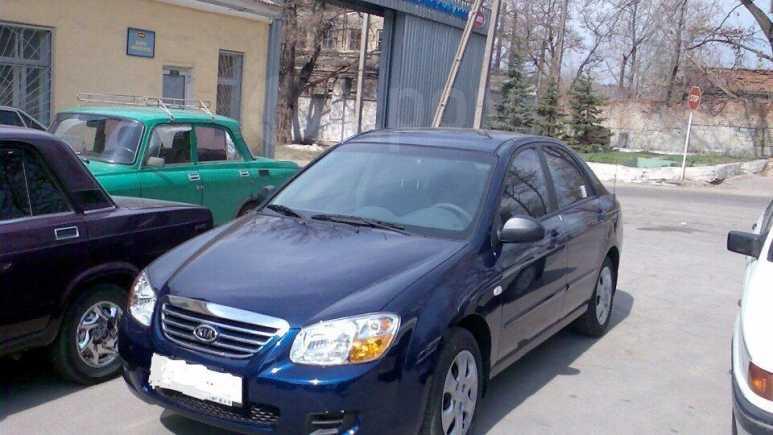 Kia Cerato, 2007 год, 270 000 руб.