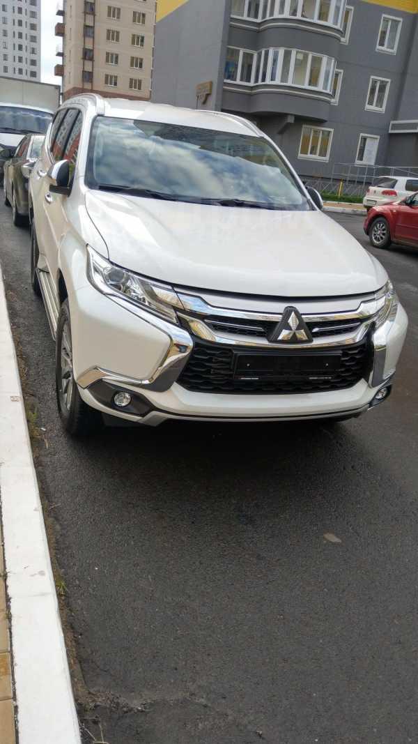 Mitsubishi Pajero Sport, 2019 год, 2 800 000 руб.