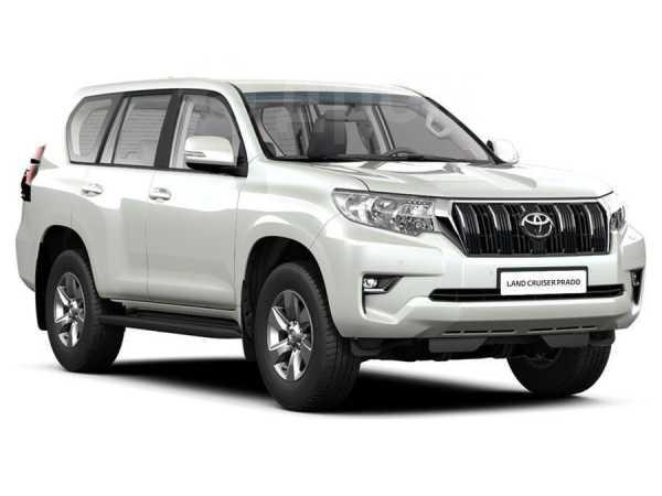 Toyota Land Cruiser Prado, 2020 год, 3 586 000 руб.