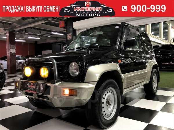 Mitsubishi Pajero Junior, 1996 год, 259 000 руб.