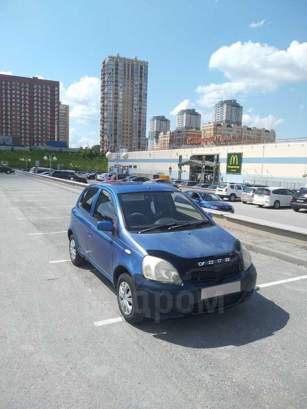 Toyota Vitz, 2002 год, 185 000 руб.