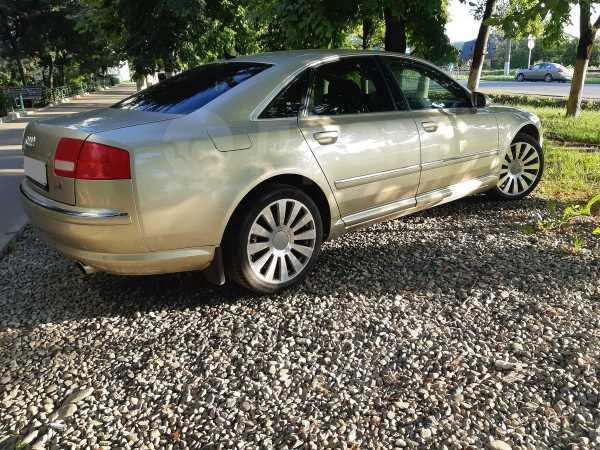 Audi A8, 2003 год, 481 000 руб.