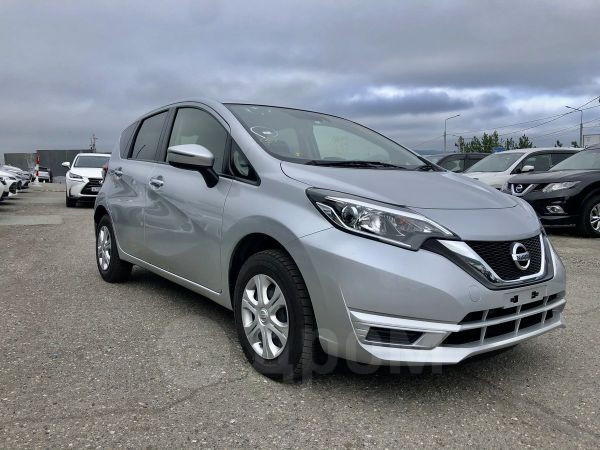 Nissan Note, 2017 год, 655 000 руб.