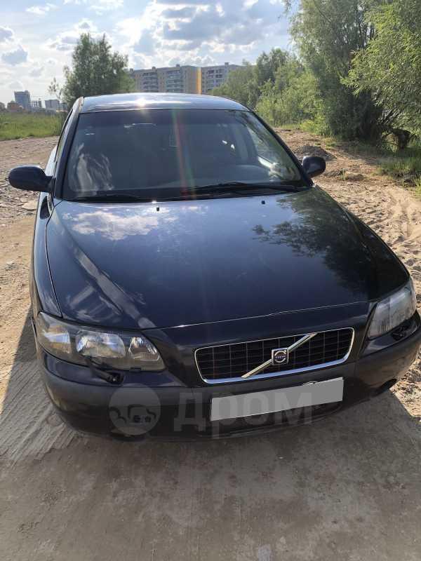 Volvo S60, 2001 год, 185 000 руб.