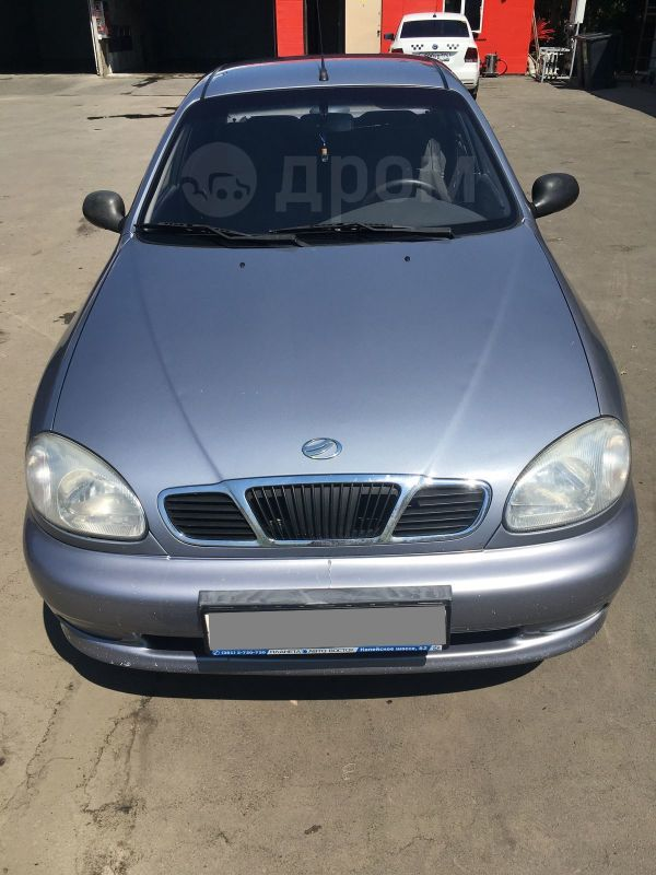 ЗАЗ Сенс, 2007 год, 70 000 руб.